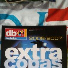 Coleccionismo deportivo: DON BALON NÚMERO 91 EXTRA COPAS EUROPEAS 2006/2007. Lote 120129048