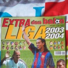 Coleccionismo deportivo: DON BALON NÚMERO 69 EXTRA LIGA 2003/2004. Lote 120129500