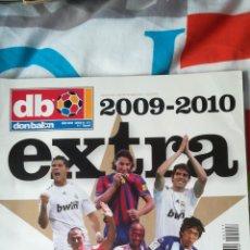 Coleccionismo deportivo: DON BALON NÚMERO 117 EXTRA LIGA 2009/2010. Lote 120129650