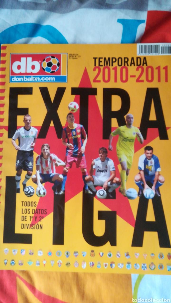DON BALON NÚMERO 127 EXTRA LIGA 2010/2011 (Coleccionismo Deportivo - Revistas y Periódicos - Don Balón)