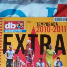 Coleccionismo deportivo: DON BALON NÚMERO 127 EXTRA LIGA 2010/2011. Lote 120129786
