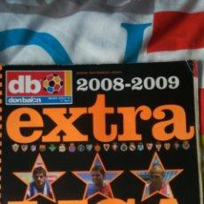Coleccionismo deportivo: DON BALON NÚMERO 107 EXTRA LIGA 2008/2009. Lote 120130254