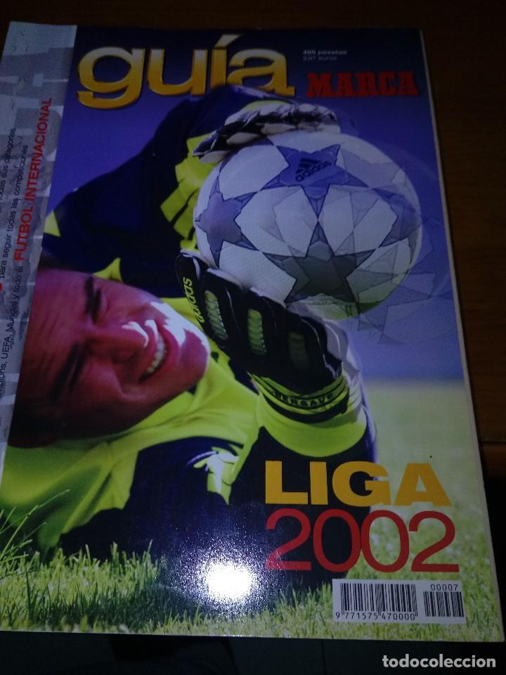 GUIA MARCA. LIGA 2002. EST20B1 (Coleccionismo Deportivo - Revistas y Periódicos - Marca)
