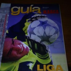 Coleccionismo deportivo: GUIA MARCA. LIGA 2002. EST20B1. Lote 120187795