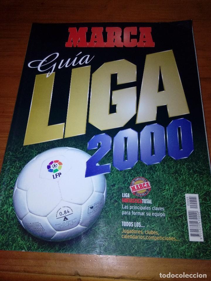 GUÍA MARCA LIGA 2000. EST20B1 (Coleccionismo Deportivo - Revistas y Periódicos - Marca)