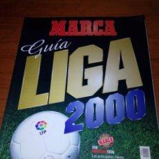 Coleccionismo deportivo: GUÍA MARCA LIGA 2000. EST20B1. Lote 120189259