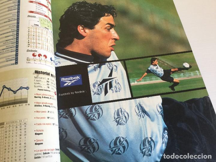 Coleccionismo deportivo: Revista Anuario Marca Guía Liga 98/99 Edita Recoletos - Foto 10 - 120368703