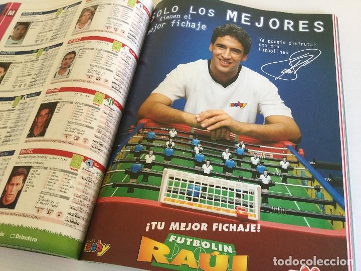 Coleccionismo deportivo: Revista Anuario Marca Guía Liga 98/99 Edita Recoletos - Foto 13 - 120368703