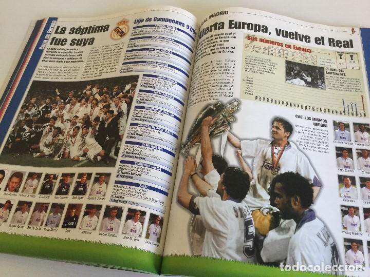 Coleccionismo deportivo: Revista Anuario Marca Guía Liga 98/99 Edita Recoletos - Foto 14 - 120368703
