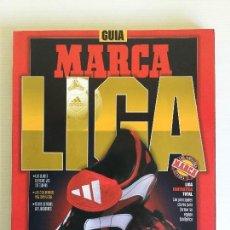 Coleccionismo deportivo: REVISTA ANUARIO MARCA GUÍA LIGA 98/99 EDITA RECOLETOS. Lote 120368703