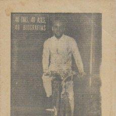 Coleccionismo deportivo: STIRLING MOSS. EL DELFÍN DE FANGIO. ( CICLISMO ). MARCA, 12 AGOSTO 1964. 24X16 CM. 8 P.. Lote 121664455