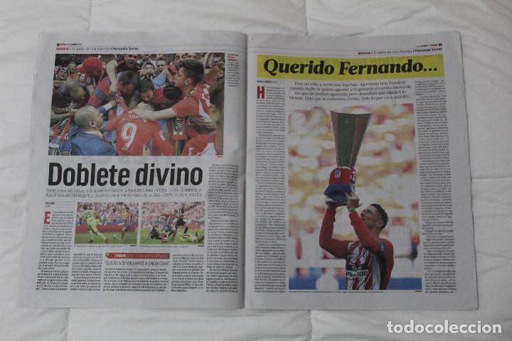 Coleccionismo deportivo: DIARIO MARCA.REAL MADRID CAMPEÓN EUROLIGA BALONCESTO 2018. FINAL LA LIGA Y RETIRADA INIESTA Y TORRES - Foto 3 - 121899459