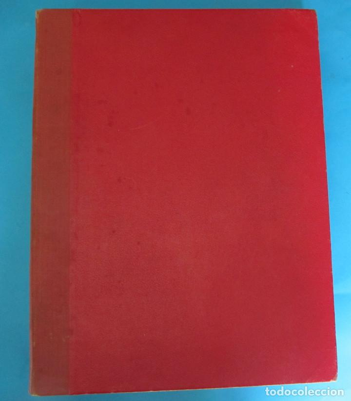 Coleccionismo deportivo: MARCA. SEMANARIO GRÁFICO DE LOS DEPORTES. 41 NÚMEROS EN UN SOLO VOLUMEN, 1942 1943. - Foto 12 - 122100175