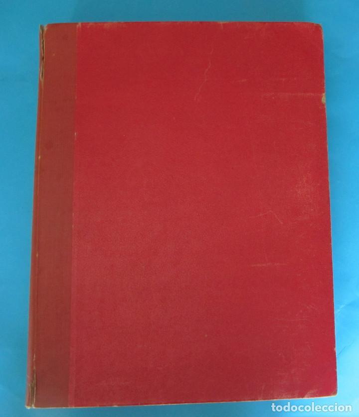 Coleccionismo deportivo: MARCA. SEMANARIO GRÁFICO DE LOS DEPORTES. 42 NÚMEROS EN UN SOLO VOLUMEN, 1943 1944. - Foto 8 - 122115391
