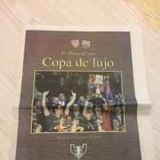 Coleccionismo deportivo: SUPLEMENTO PERIÓDICO SPORT. Lote 122712159