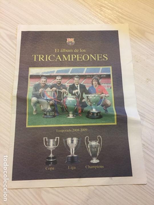 SUPLEMENTO PERIÓDICO SPORT (Coleccionismo Deportivo - Revistas y Periódicos - Sport)