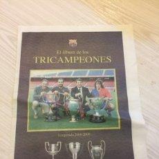 Coleccionismo deportivo: SUPLEMENTO PERIÓDICO SPORT. Lote 122712476