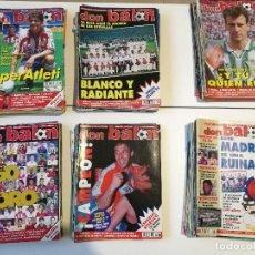 Coleccionismo deportivo: COLECCIÓN DE REVISTAS DON BALÓN. Lote 122828391