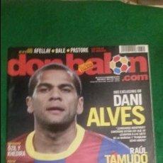 Coleccionismo deportivo: DON BALON Nº 1829 NOVIEMBRE 2010 POSTER SAMUEL ETOO . Lote 123284479