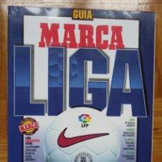 Coleccionismo deportivo: GUÍA MARCA - LIGA 97 98. Lote 123342787