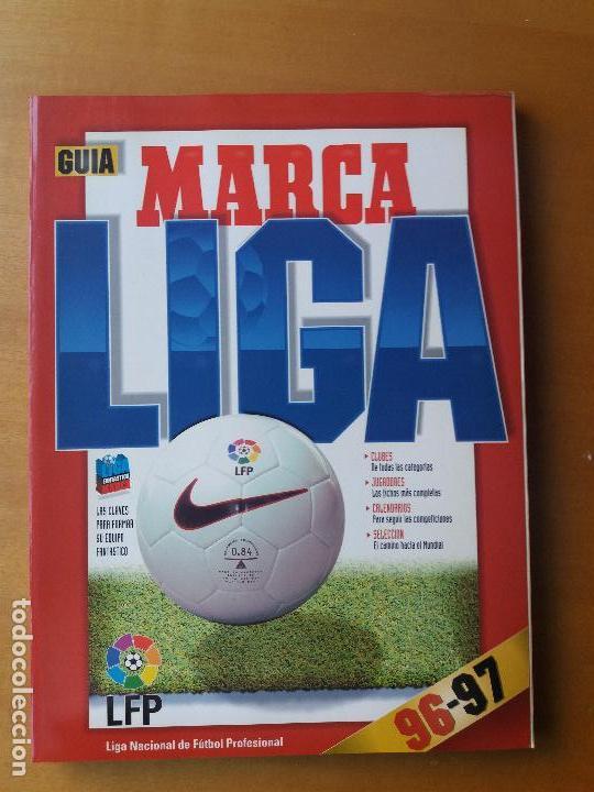 GUIA MARCA 96-97. (Coleccionismo Deportivo - Revistas y Periódicos - Marca)