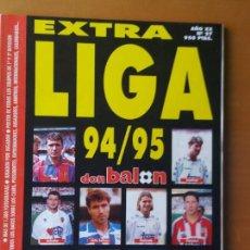 Coleccionismo deportivo: DON BALON. EXTRA LIGA 94-95. Lote 123521215