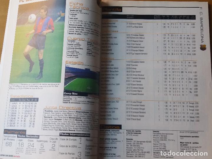 Coleccionismo deportivo: DON BALON. EXTRA LIGA 97-2000 - Foto 3 - 123522603