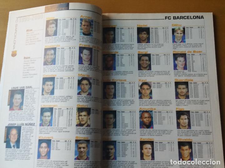 Coleccionismo deportivo: DON BALON. EXTRA LIGA 97-2000 - Foto 4 - 123522603