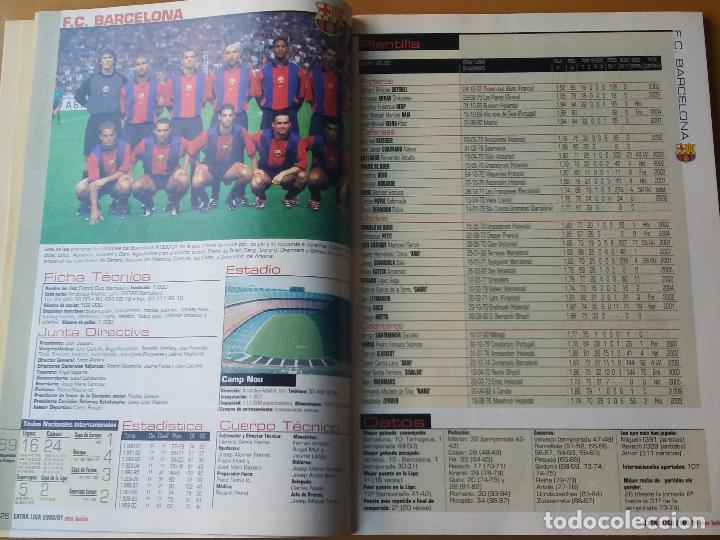 Coleccionismo deportivo: DON BALON. EXTRA LIGA 2000-01 - Foto 4 - 123522751