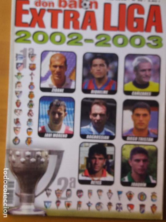 DON BALON. EXTRA LIGA 2002-03 (Coleccionismo Deportivo - Revistas y Periódicos - Don Balón)