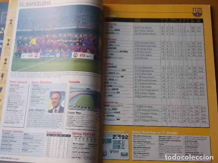 Coleccionismo deportivo: DON BALON. EXTRA LIGA 2002-03 - Foto 2 - 123524159