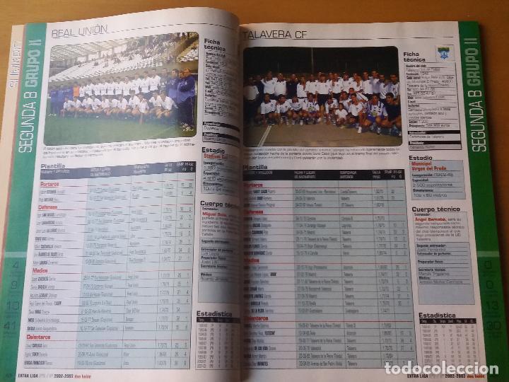 Coleccionismo deportivo: DON BALON. EXTRA SEGUNDA B Y TERCERA LIGA 2002-03 - Foto 3 - 123524391
