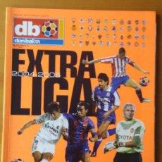 Coleccionismo deportivo: DON BALON. EXTRA LIGA 2004-05. Lote 123524887