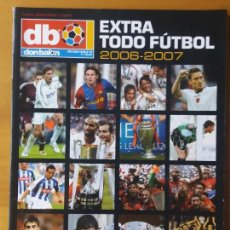 Coleccionismo deportivo: DON BALON. EXTRA TODO FUTBOL 2006-07. Lote 123525079