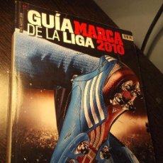 Coleccionismo deportivo: GUIA MARCA DE LA LIGA 2010. Lote 124091827
