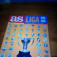 Coleccionismo deportivo: AS LIGA 98 99. EST22B2. Lote 124189363