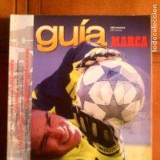 Coleccionismo deportivo: GUIA MARCA LIGA 2002 290 PAJINAS. Lote 124250803