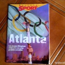 Coleccionismo deportivo: EXTRA DE SPORT ATLANTA 96. Lote 124253731