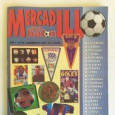 Coleccionismo deportivo: SUPLEMENTO MERCADILLO DON BALÓN 1998 – Nº00. Lote 124916227
