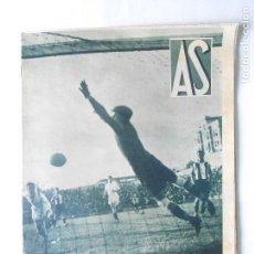 Coleccionismo deportivo: REVISTA AS Nº 207 DEL 8 JUNIO 1936 - HISTORIA DEL HERCULES SEMIFINALISTA DE COPA - 24 PÁG.- FOTOS. Lote 125069387