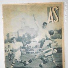 Coleccionismo deportivo: REVISTA AS Nº 172 DEL 7 OCTUBRE 1935 - II VUELTA DE LOS CAMPEONATOS REGIONALES - 24 PÁG.- FOTOS . Lote 125093647