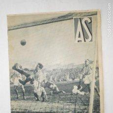 Coleccionismo deportivo: REVISTA AS Nº 188 DEL 27 ENERO 1936 - PORTADA R. MADRID 5 / BETIS 1 - 24 PÁG.- FOTOS. Lote 125094203