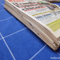 Coleccionismo deportivo: PERIODICO MARCA MUNDIAL 1990. Lote 125279639