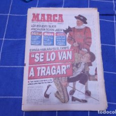 Coleccionismo deportivo: PERIODICO MARCA 1996. Lote 125280707