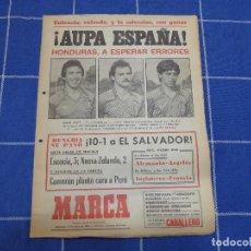Coleccionismo deportivo: PERIODICOS MARCA . Lote 125281711