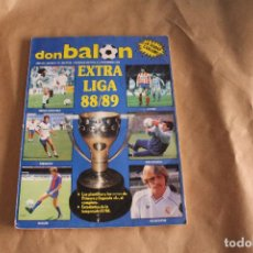 Coleccionismo deportivo: EXTRA LIGA DON BALÓN 88/89. Lote 125316799
