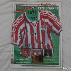 Coleccionismo deportivo: REVISTA DON BALÓN. EDICIÓN ESPECIAL CENTENARIO DEL ATHLETIC DE BILBAO.. Lote 126269647