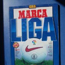 Collectionnisme sportif: GUIA MARCA. LIGA FUTBOL 97/98. Lote 192956278