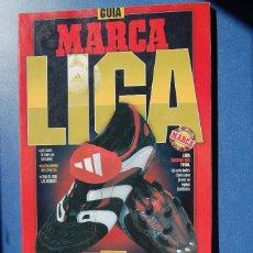 Coleccionismo deportivo: GUIA MARCA LIGA 98 99. Lote 126460459