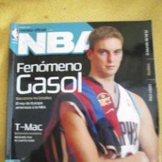 Coleccionismo deportivo: REVISTA OFICIAL NBA. OCTUBRE 2003. Lote 126461675